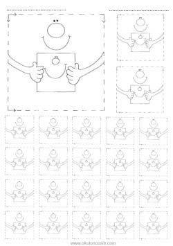 Kare Kavrami Calismasi Okuloncesitr Preschool