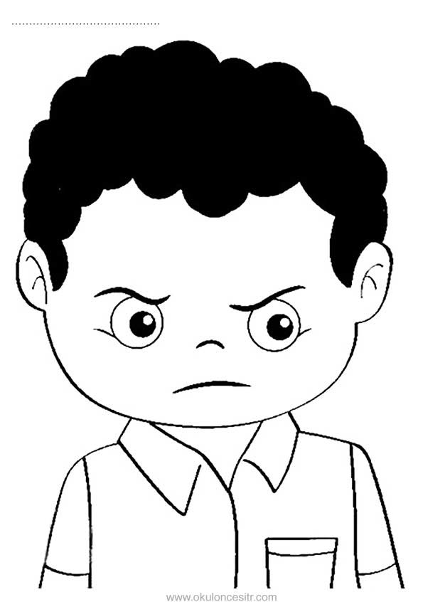 Kızgın Duygu Kavramı Sayfası