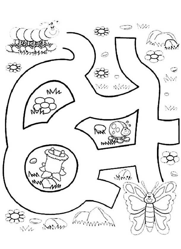 Labirent Bulmaca Sayfası