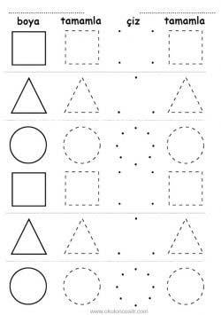 şekil Kavramları Okulöncesitr L Preschool Part 5