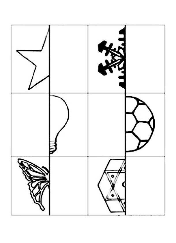 Simetri Tamamlama Sayfası
