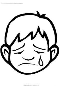 Üzgün Duygu Kavramı Sayfası