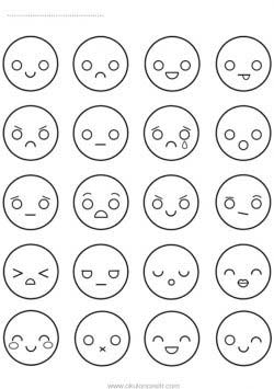 Yüz İfadeleri Kalıpları