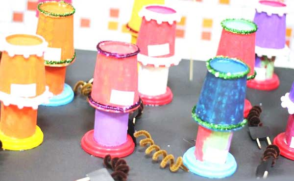 Gece Lambası Yapımı Okulöncesitr Preschool