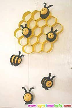 Petekli Arı Yuvası