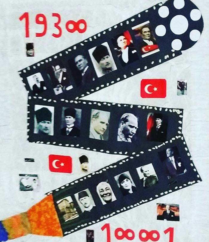 10 Kasım Film şeridi Okulöncesitr L Preschool
