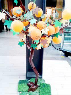 Balon Ağacı Yapımı