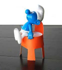 Bardaktan Basit Sandalye Yapımı