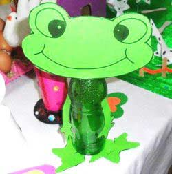 Kurbağa Yapımı
