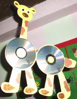 Zürafa Yapımı