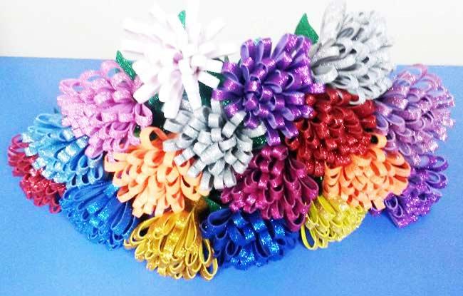 çiçek Yapımı Okulöncesitr L Preschool