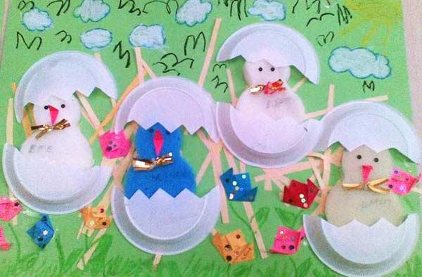 Civciv Yapimi Okuloncesitr Preschool