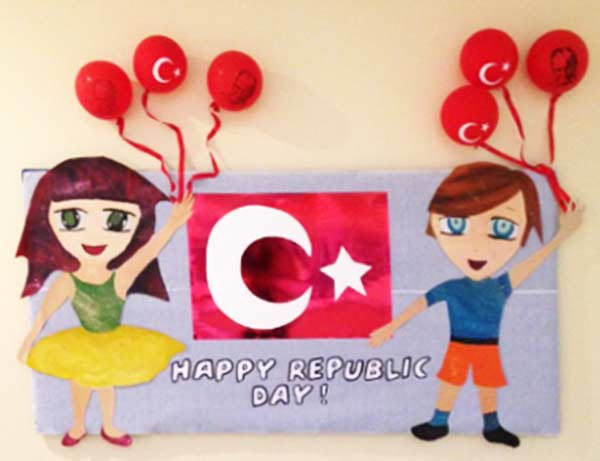 Cumhuriyet Bayramı Etkinliği