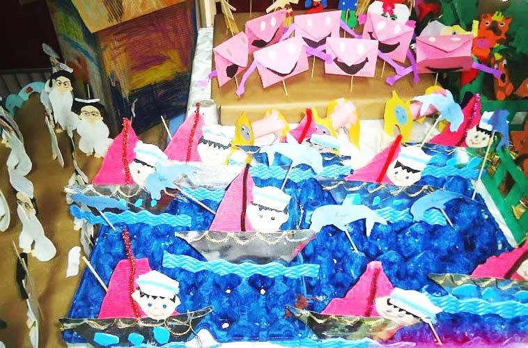 Denizciler Yapımı