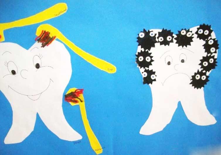 Diş Yapımı Okulöncesitr L Preschool