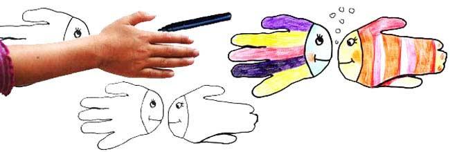 El Çizimi İle Hayvan Yapımı