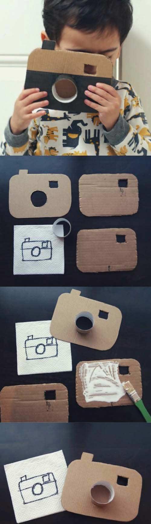 Fotoğraf Makinası Yapımı