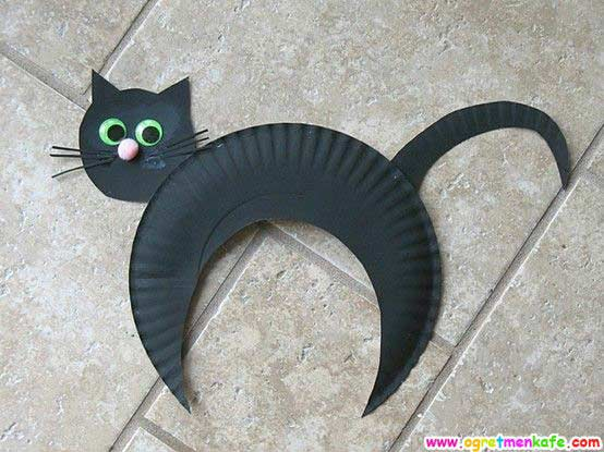 Tabaktan Kara Kedi Yapmak