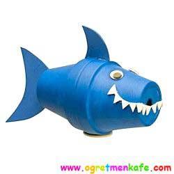 Köpekbalığı Yapımı