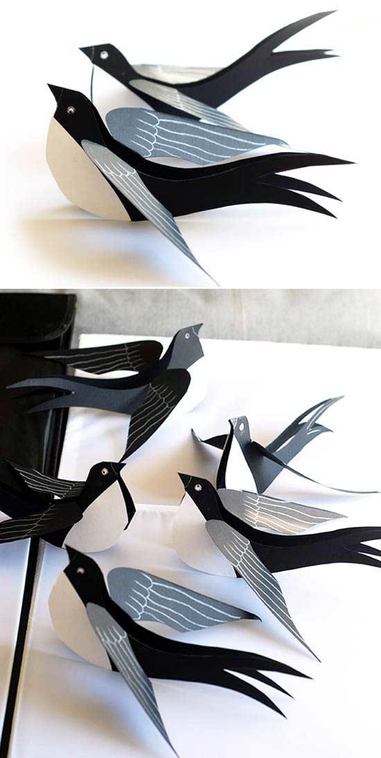 Kuş Yapımı