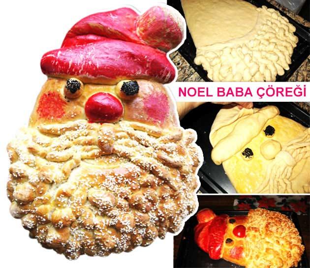 Noel Baba Çöreği Etkinliği