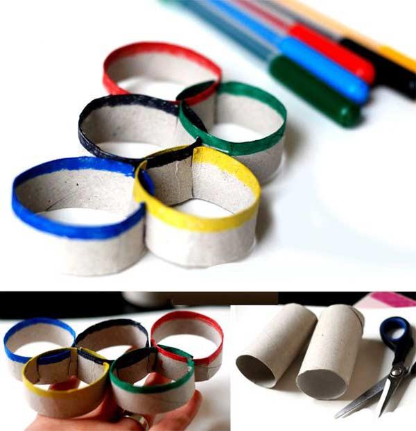 Olimpiyat Logosu Yapımı