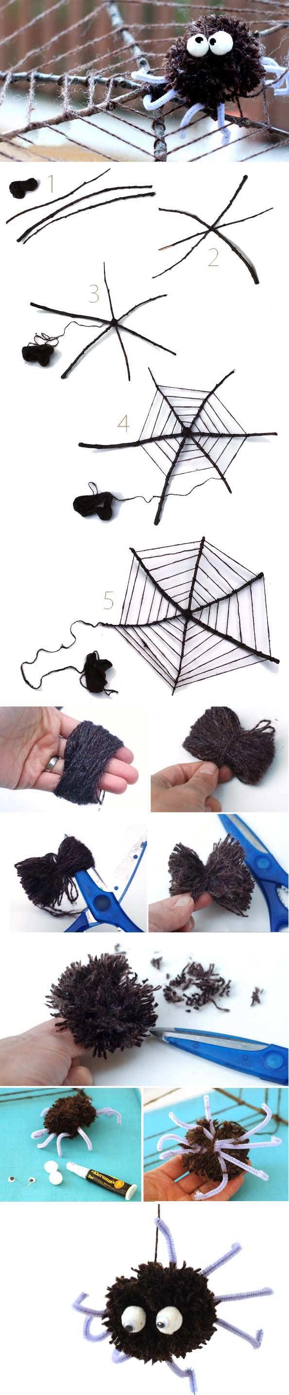 Örümcek Yapımı