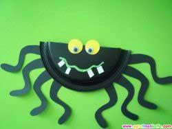 Tabaktan Örümcek Yapımı