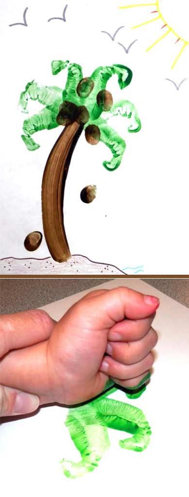 El Baskisi Agac Yapimi Okuloncesitr Preschool