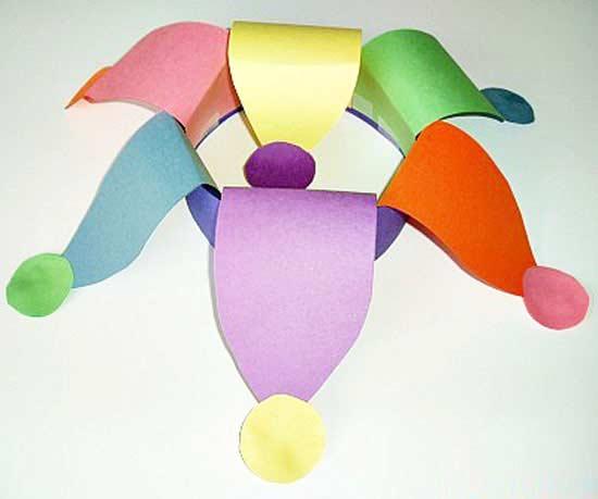 Palyaço şapkası Yapımı Okulöncesitr L Preschool