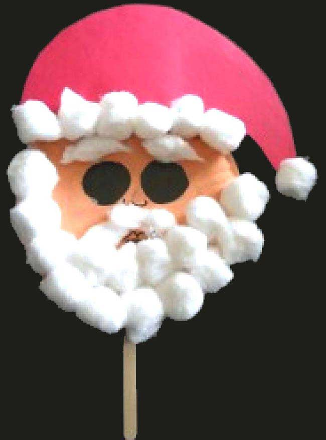 Noel Baba Yapımı