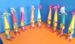 Pet şişe palyaço yapımı