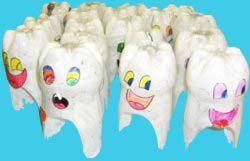Pet Şişe Diş Yapmak