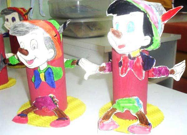 Pinokyo Yapımı Okulöncesitr L Preschool