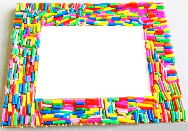 Pipet çerçeve Yapımı Okulöncesitr L Preschool