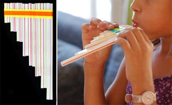 Pipet Flüt Yapımı