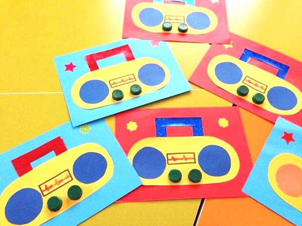 Radyo Yapımı Okulöncesitr L Preschool