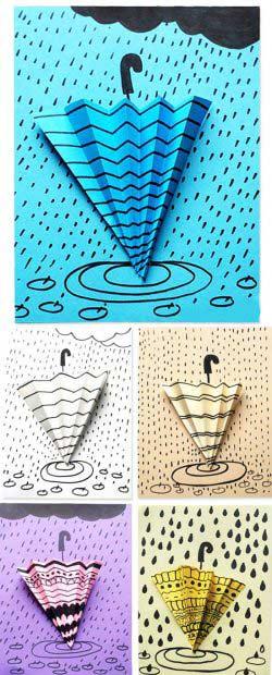 Şemsiye Yapımı