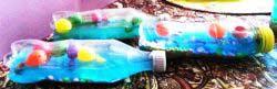 Pet Şişe Akvaryum Yapımı