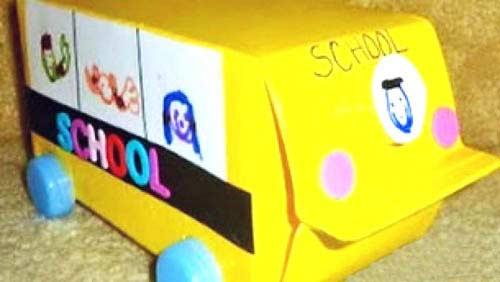 Okul Otobüsü Yapımı