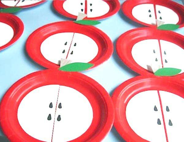 Tabaktan Elma Yapimi Okuloncesitr Preschool