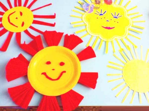 Tabaktan Güneş Yapımı