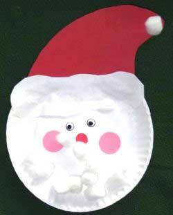 Tabaktan Noel Baba Yapımı