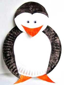 Tabaktan penguen yapımı