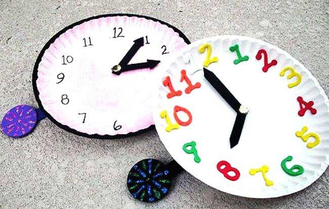 Tabaktan Saat Yapımı