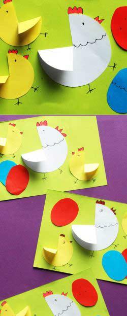 Tavuk ve Civciv Yapımı