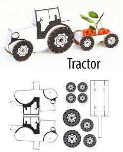 Traktör Yapımı