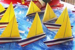 Kağıttan Yelken Yapımı