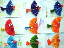 Katlama Balık Yapımı