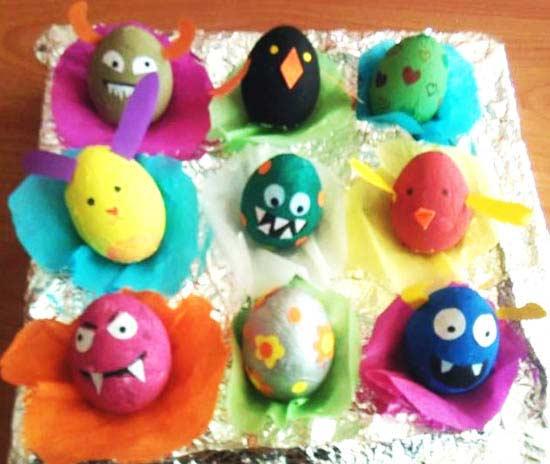 Süpriz Yumurtalar Okulöncesitr L Preschool